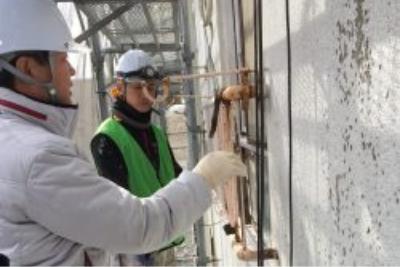外壁の塗り替え(外壁塗装)